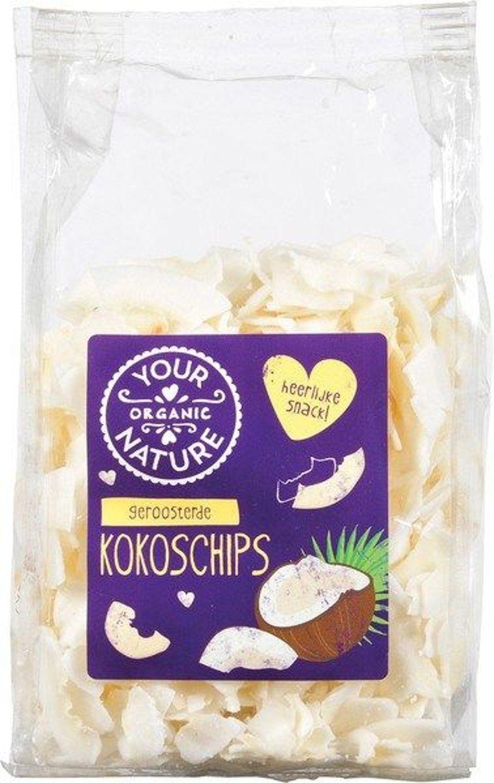 Kokoschips geroosterd