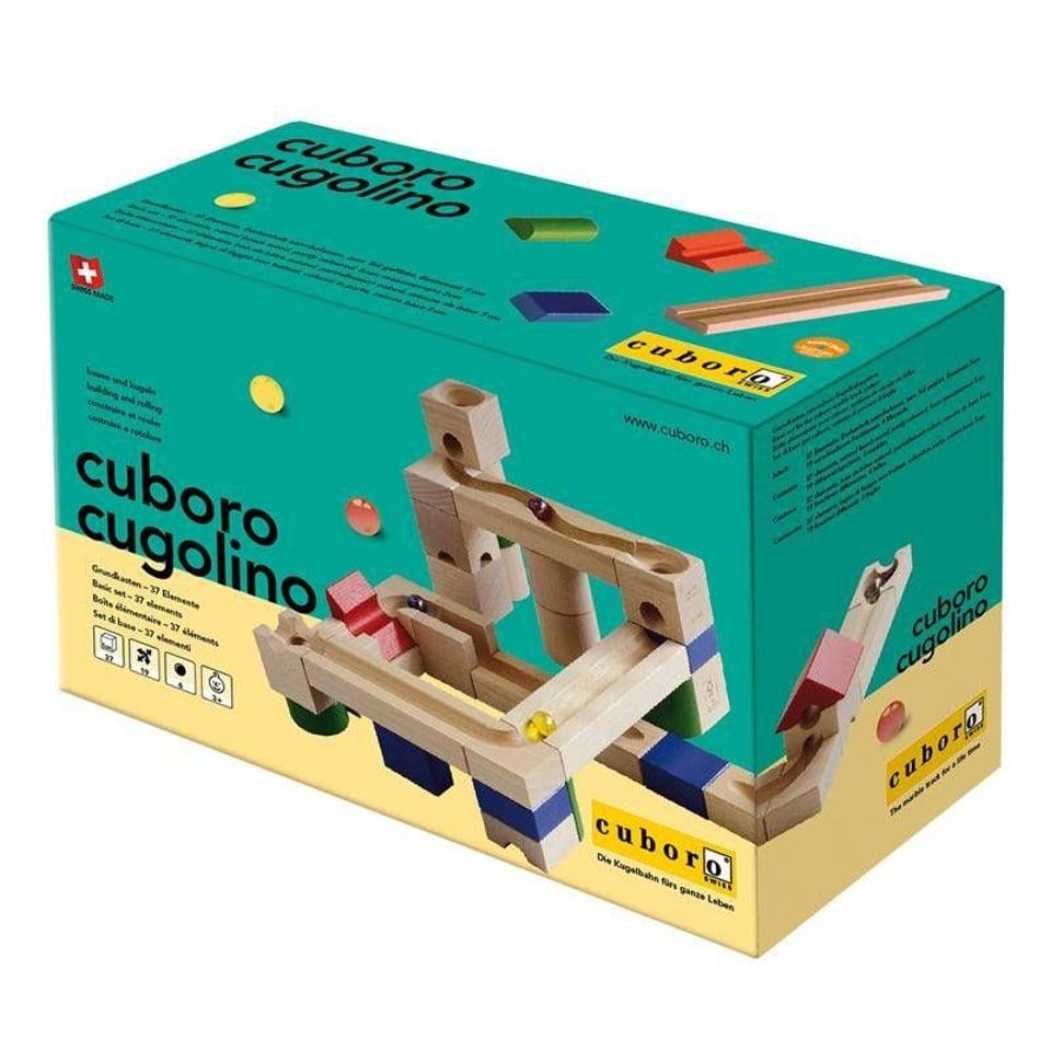 Cuboro Cugolino knikkerbaan