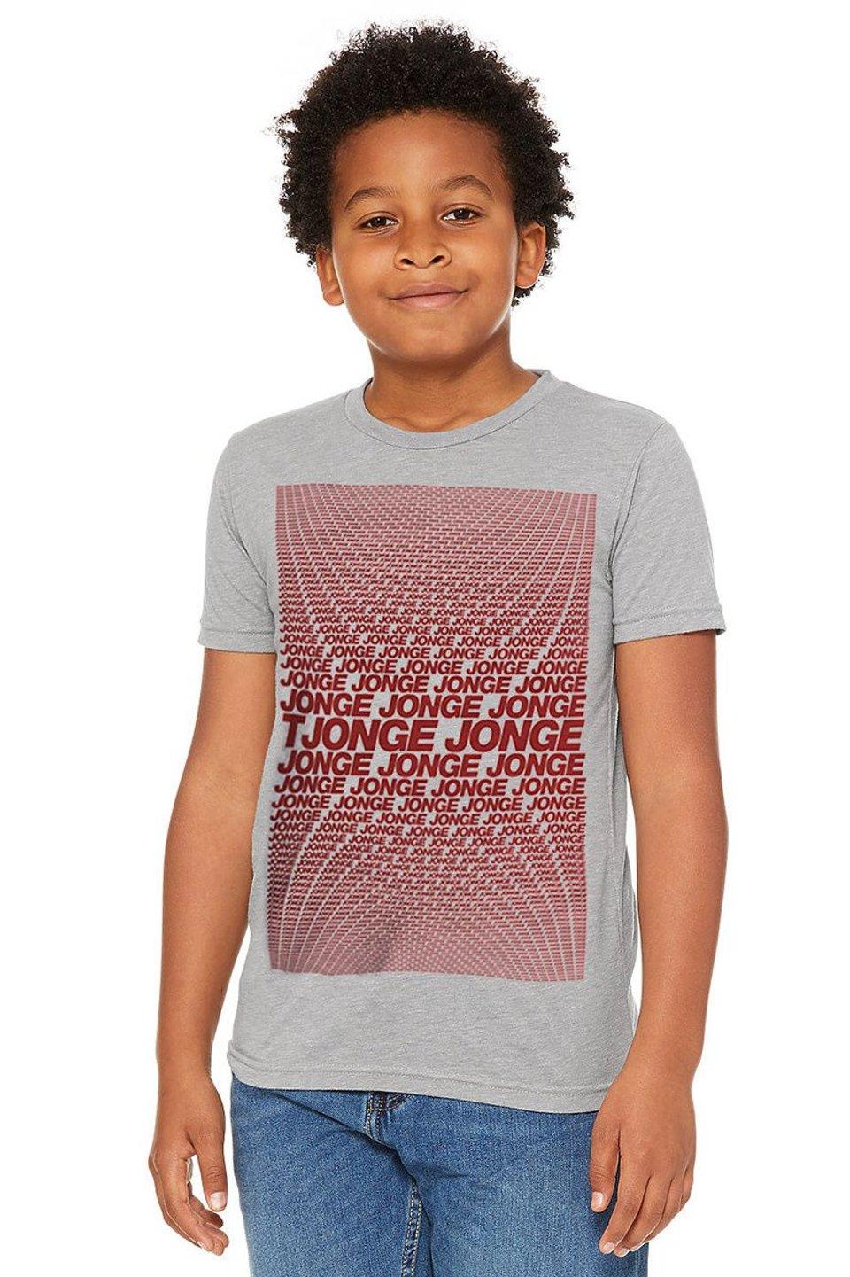 Tjonge jonge T-shirt