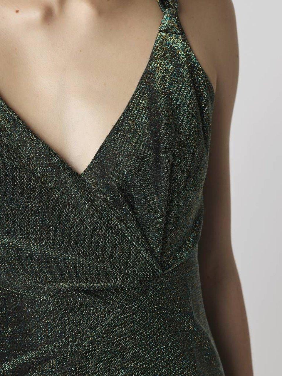 Maryann Dress - Dark Forest #2
