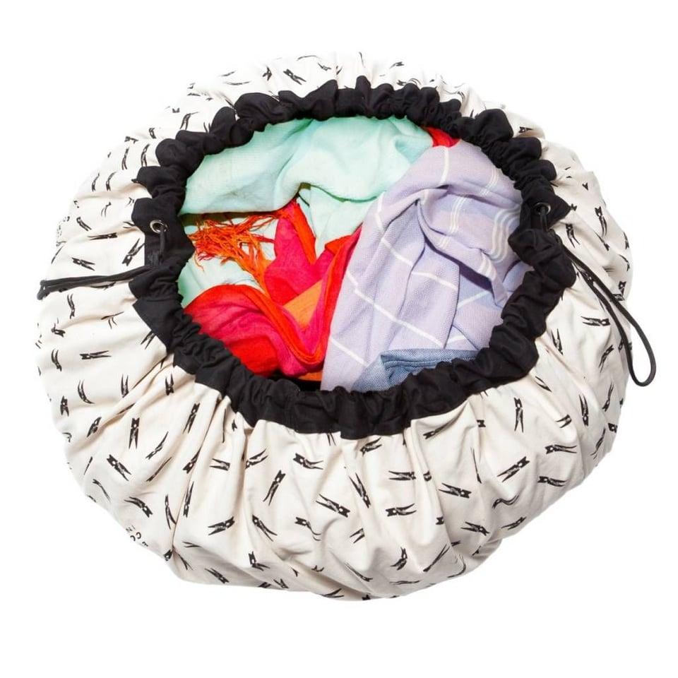 Play & go Speelmat en Opbergzak - Laundry #1