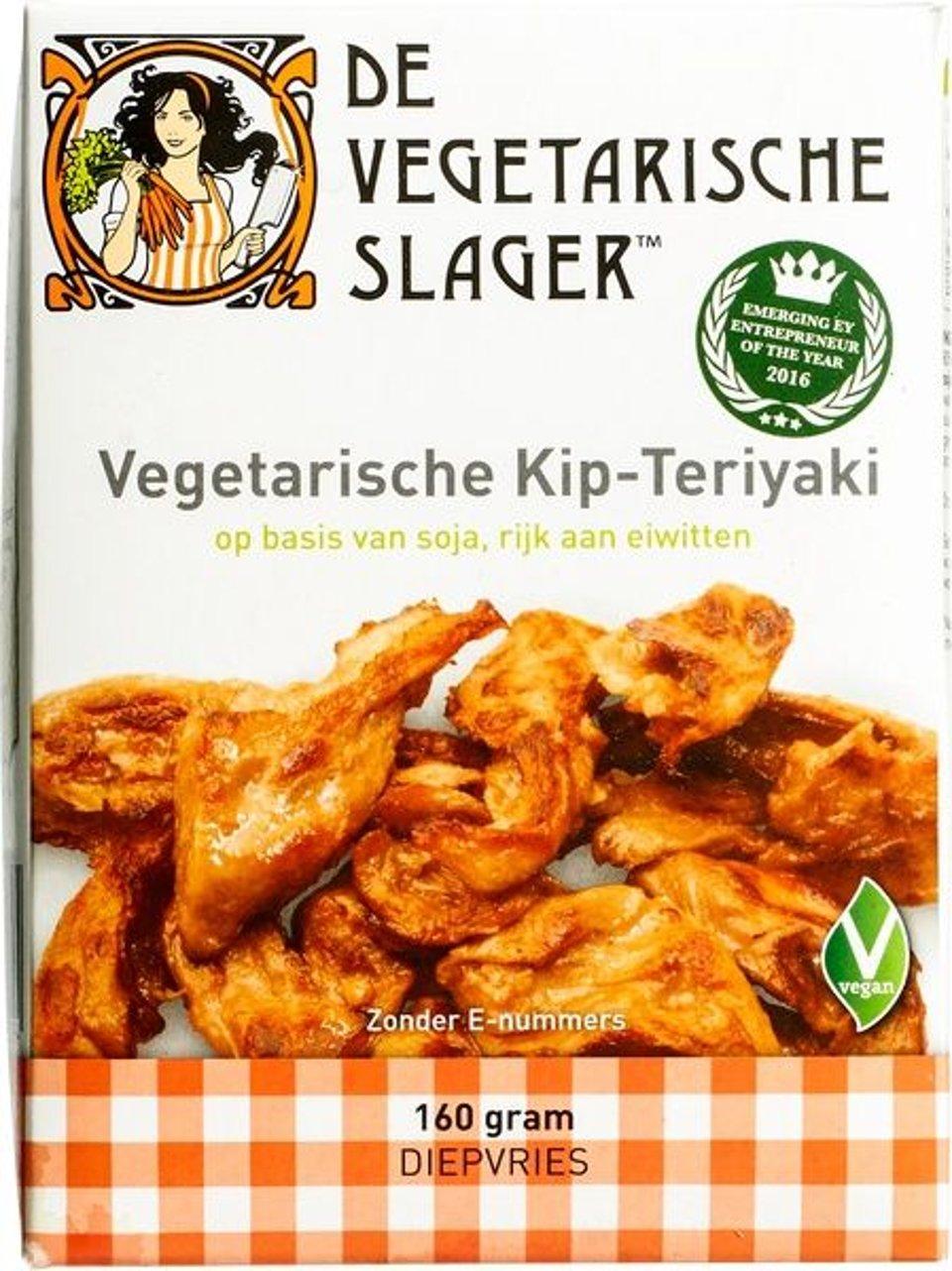 Vegetarische Kip-Teriyaki