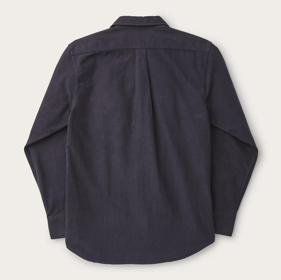Filson Filson Moleskin Seattle Shirt Navy #1