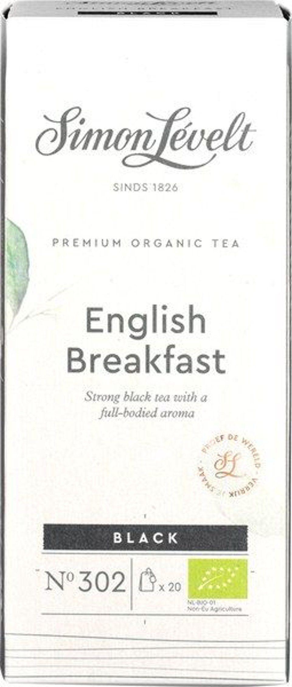 English breakfast builtjes