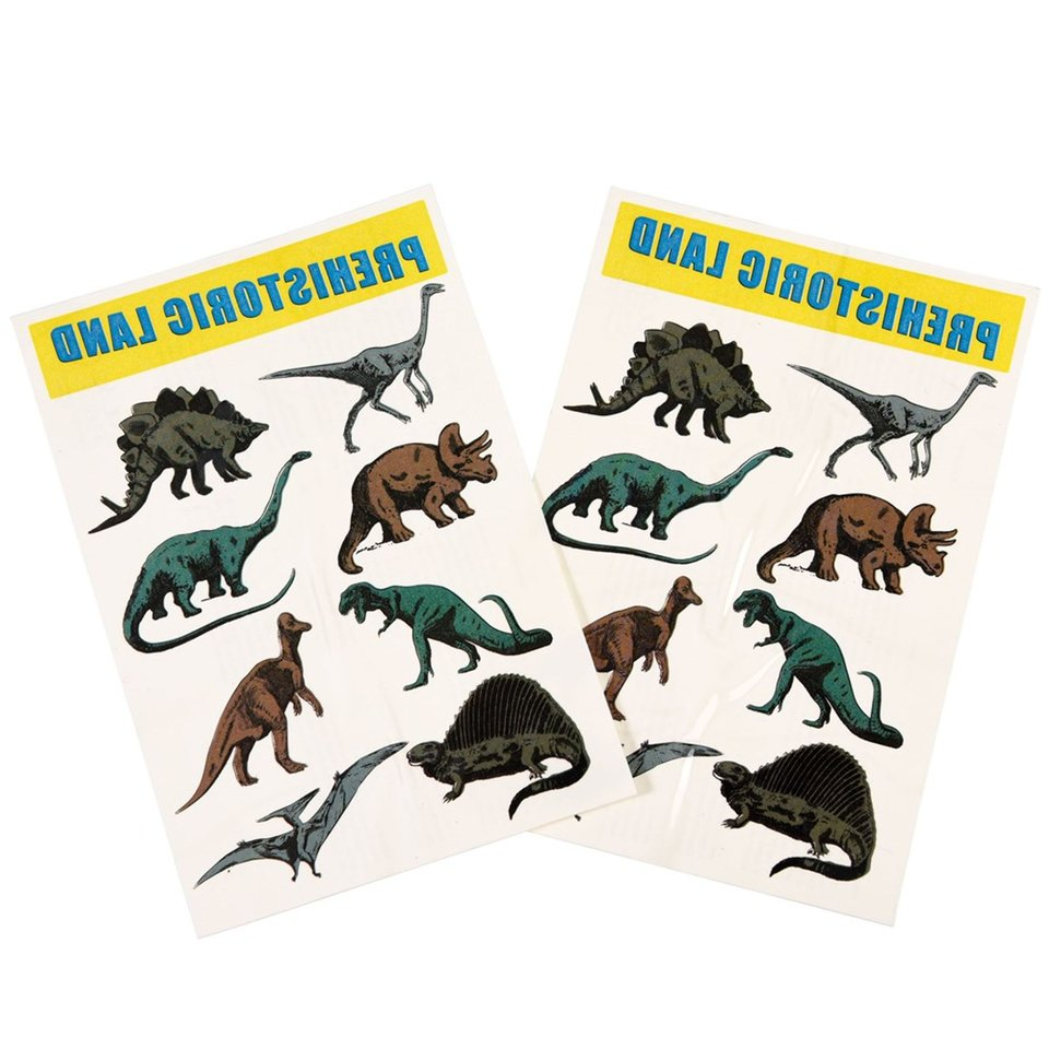 Rex London Dinosaurus Tattoos