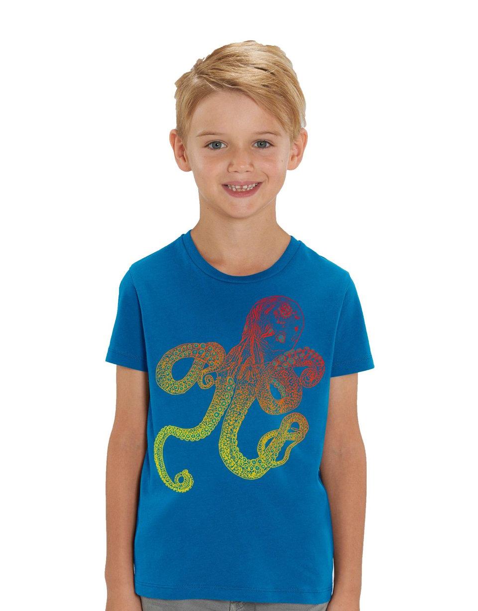 Octopus T-shirt #2