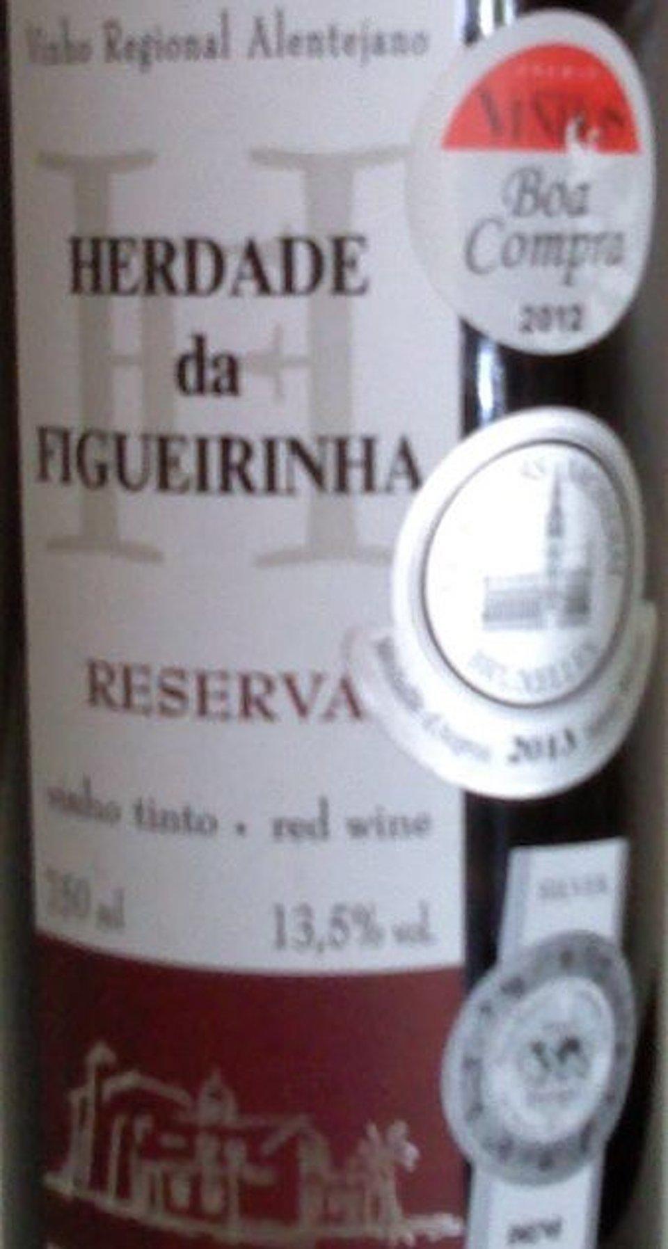 Figueirinha Reserva Tinto