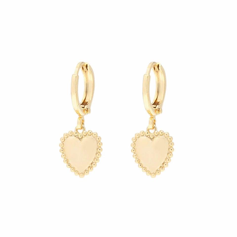 Summerlove Earrings Gold - OneSize