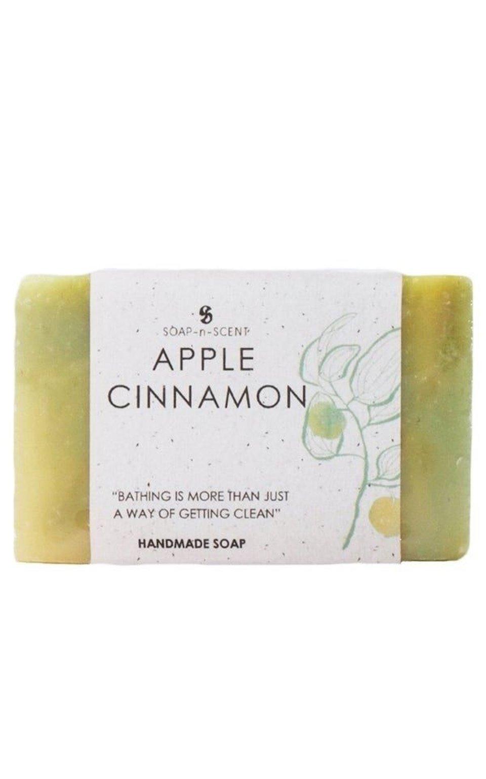 Soap- Apple Cinnamon