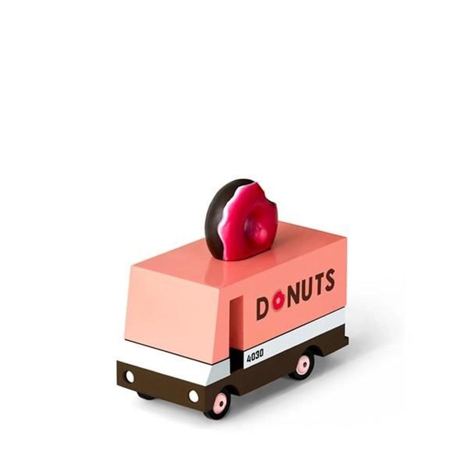 Candyvan - Donut Bus