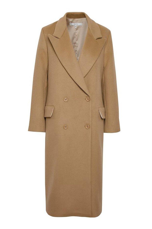 LeaGZ Coat - Camel #1