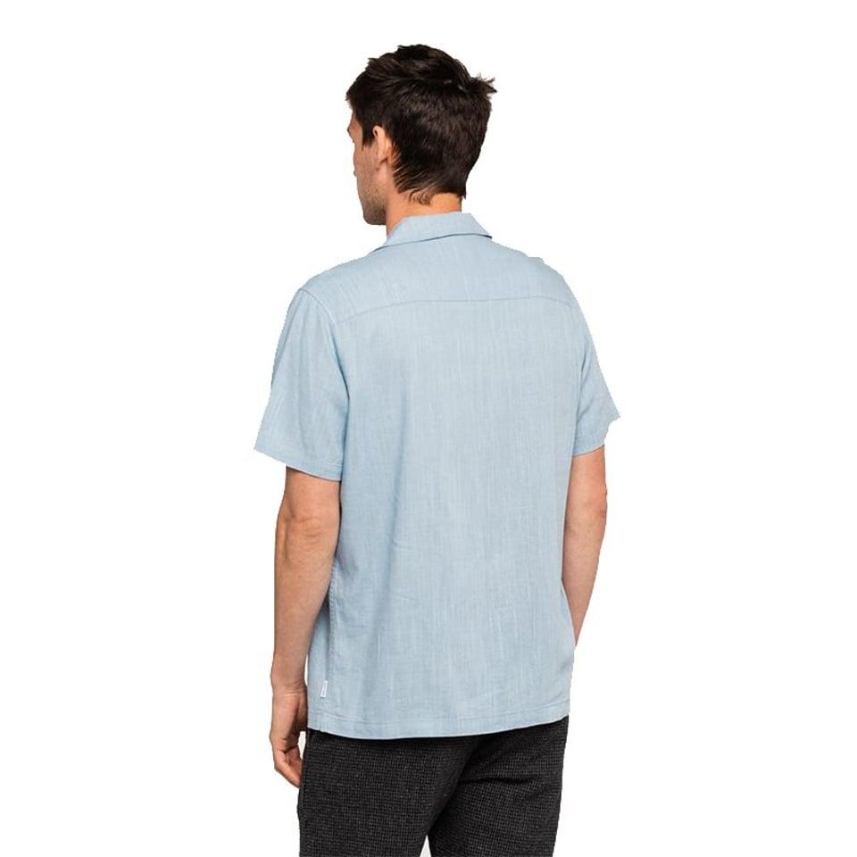Banks Journal Banks Journal Brighton S/S Shirt Newport Blue #2