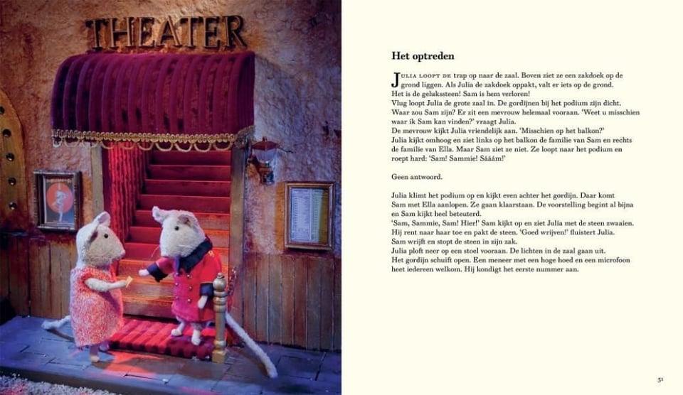 Het Muizenhuis - Het theater (deel 2) #1
