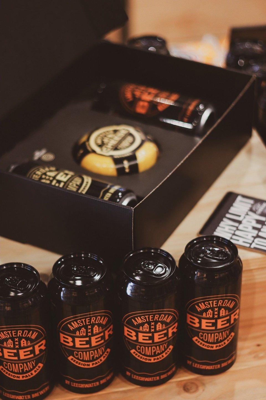 Baby Gouda & Beer Giftbox #1