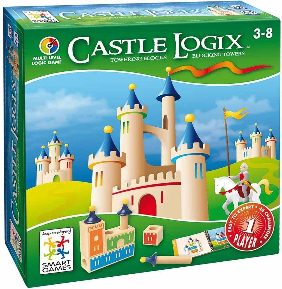 Smart Games Castle Logix #2
