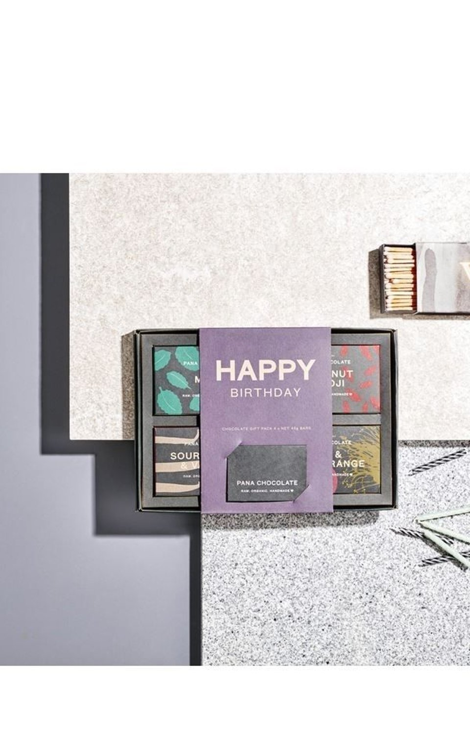 Chocolate Giftbox Happy Birthday #1