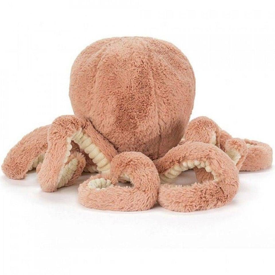 Jellycat Knuffel Octopus #1