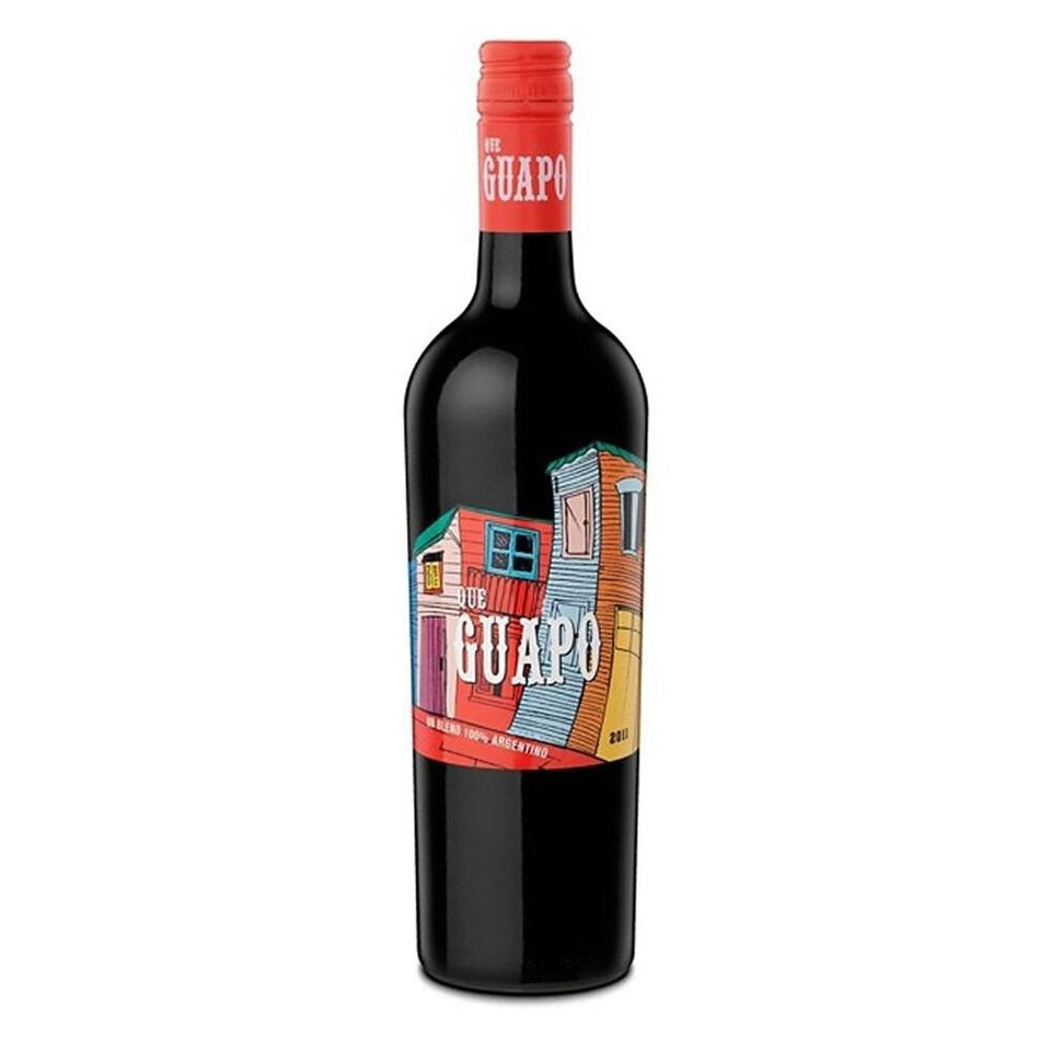 Que Guapo! - Red Blend