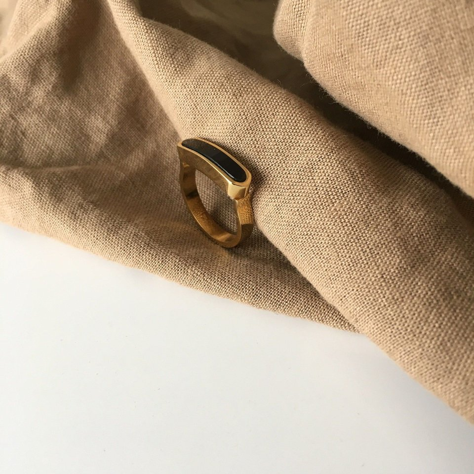 Energy Muse Ring - Gold #2