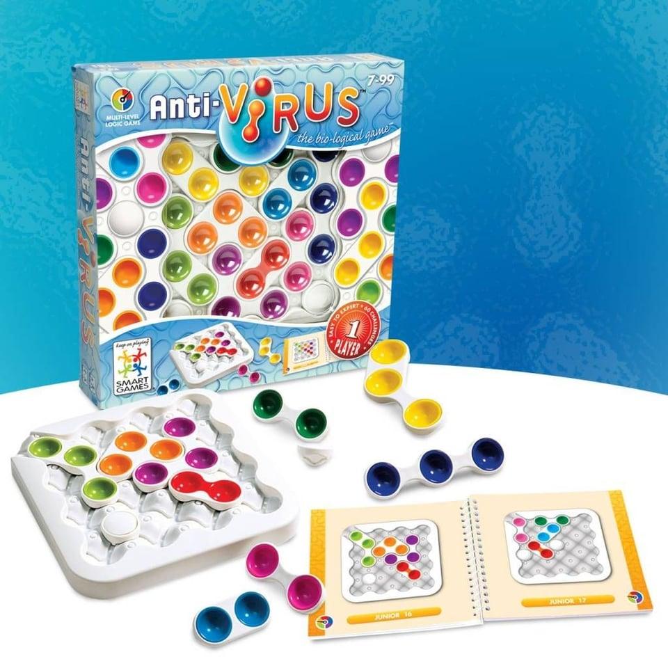 Smart Games Anti-Virus #1