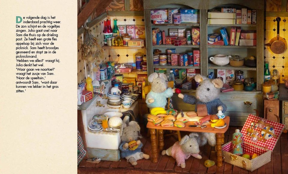 Het Muizenhuis - De Picknick #1
