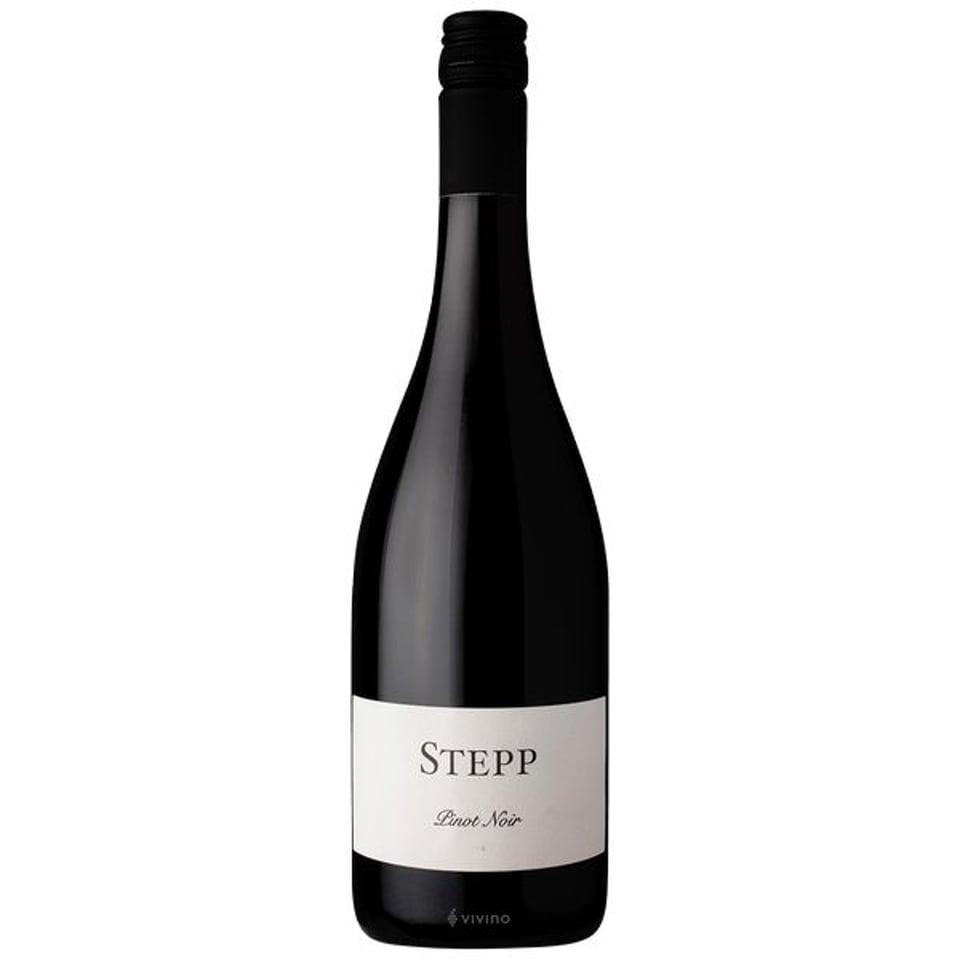 Pinot Noir, Stepp, 2018