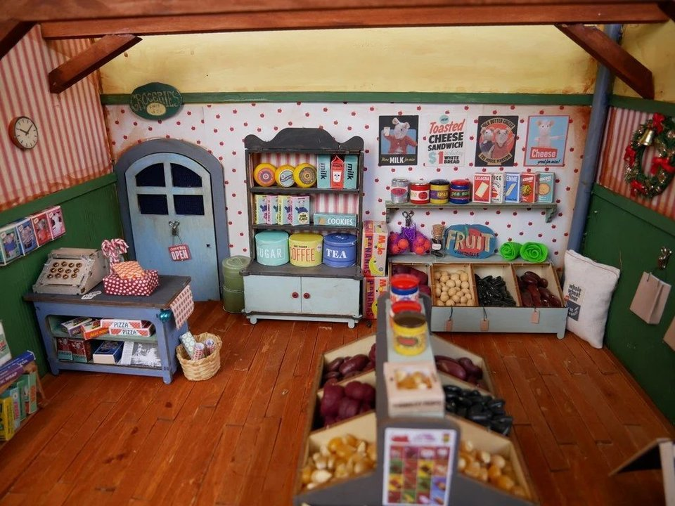 Het Muizenhuis Knipvellen - Keuken en Winkel #4