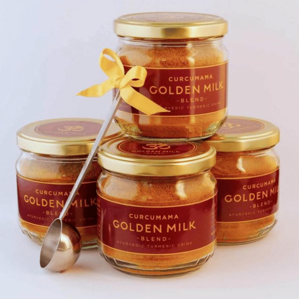 Vegan Golden Milk