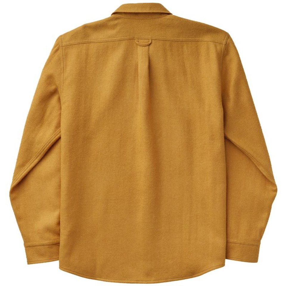 Filson Filson Northwest Wool Shirt Mustard #1