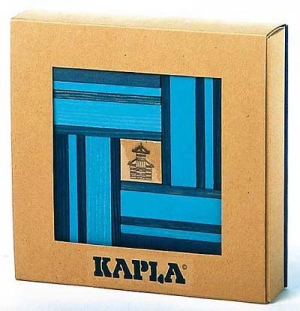 Kapla kleur + boek #1