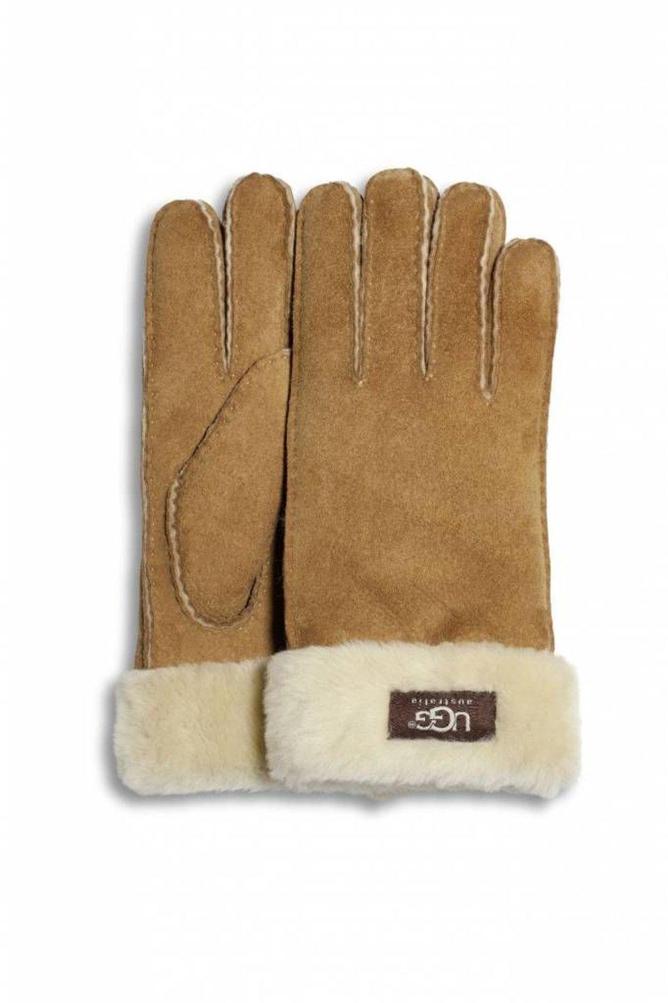 Glove Turn Cuff - Cognac