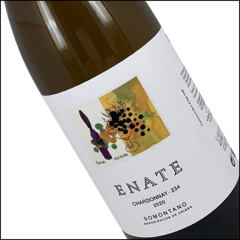 Enate, Chardonnay 234, Spanje #1
