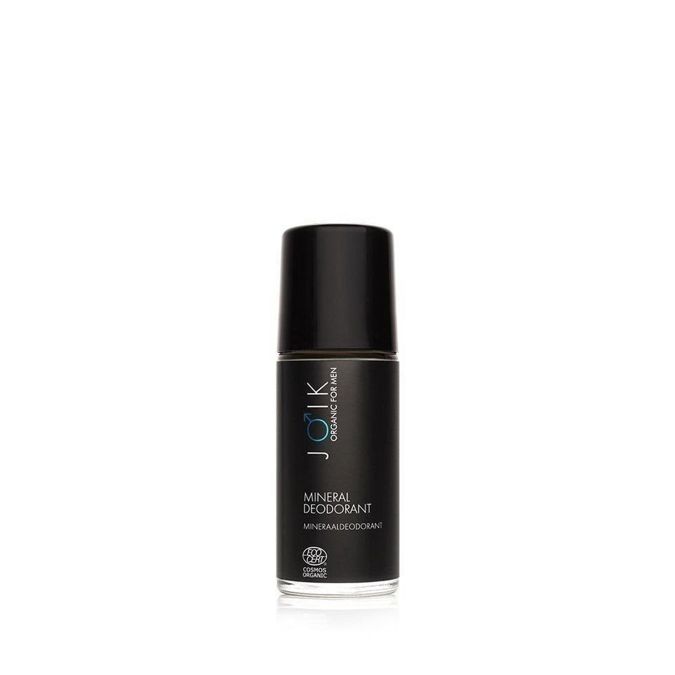 Mineral deodorant men