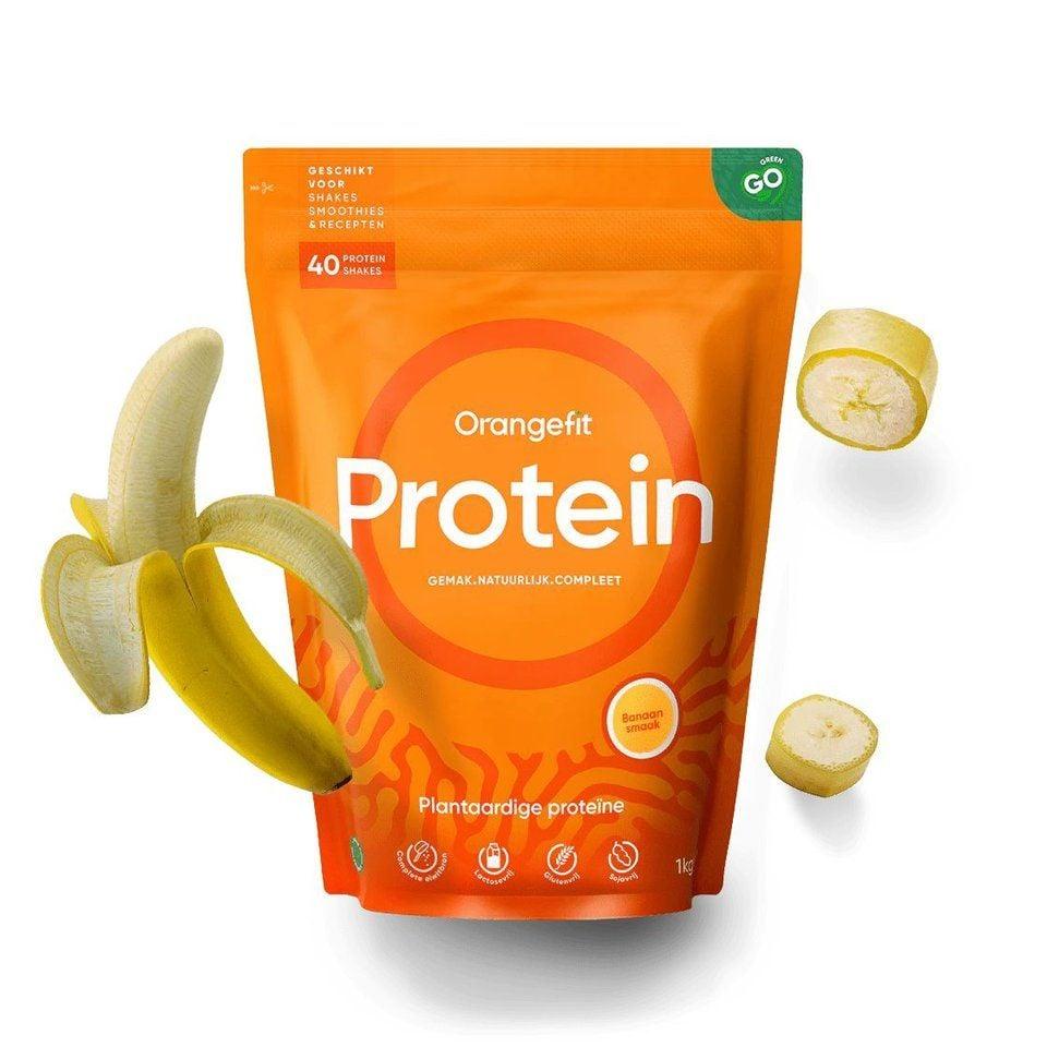 Protein banana
