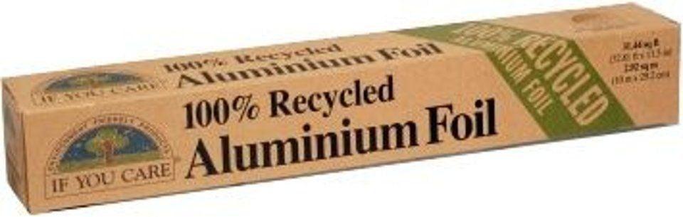 Aluminium folie gerecycled