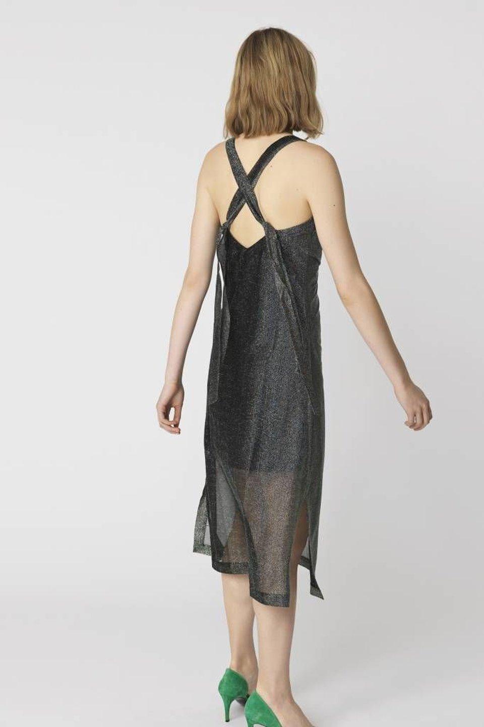 Maryann Dress - Dark Forest #3