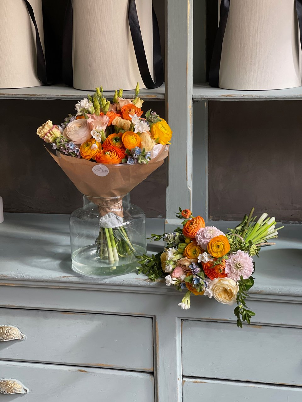 Bouquet Bright large