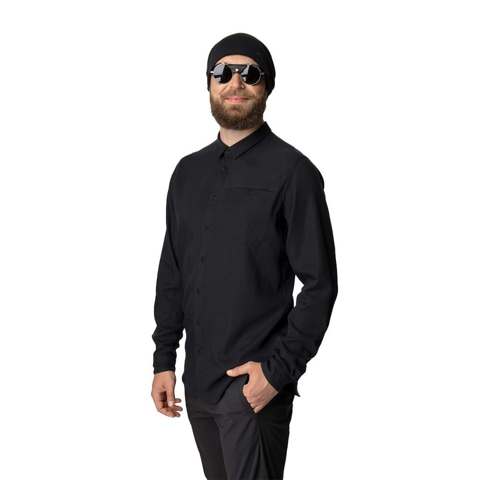 Houdini Houdini M's Out and About Shirt True Black #1