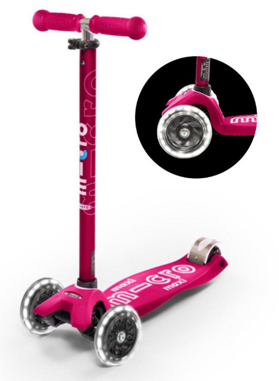 Micro Step Maxi de Luxe met Led wielen #3