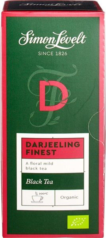 Darjeeling finest builtjes