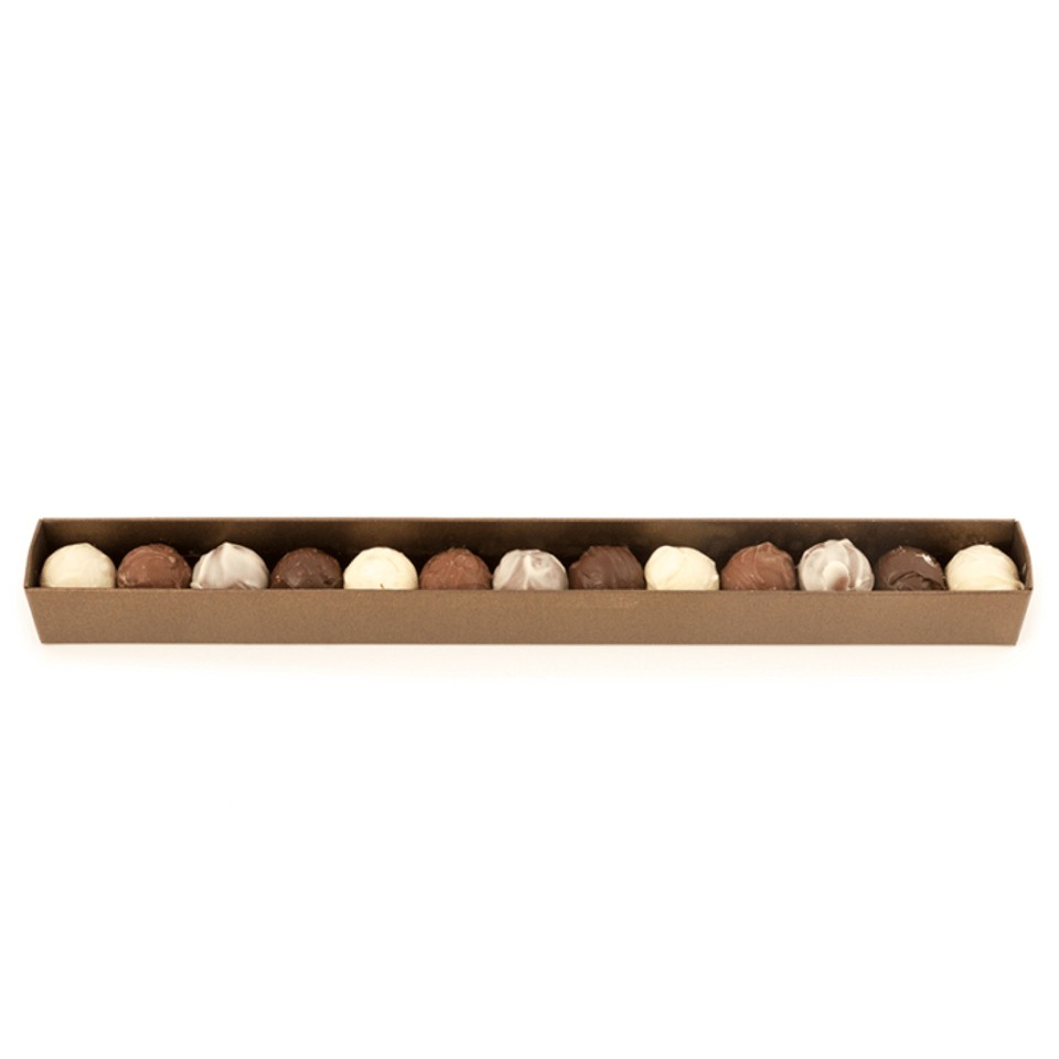 truffel collectie 12 stuks