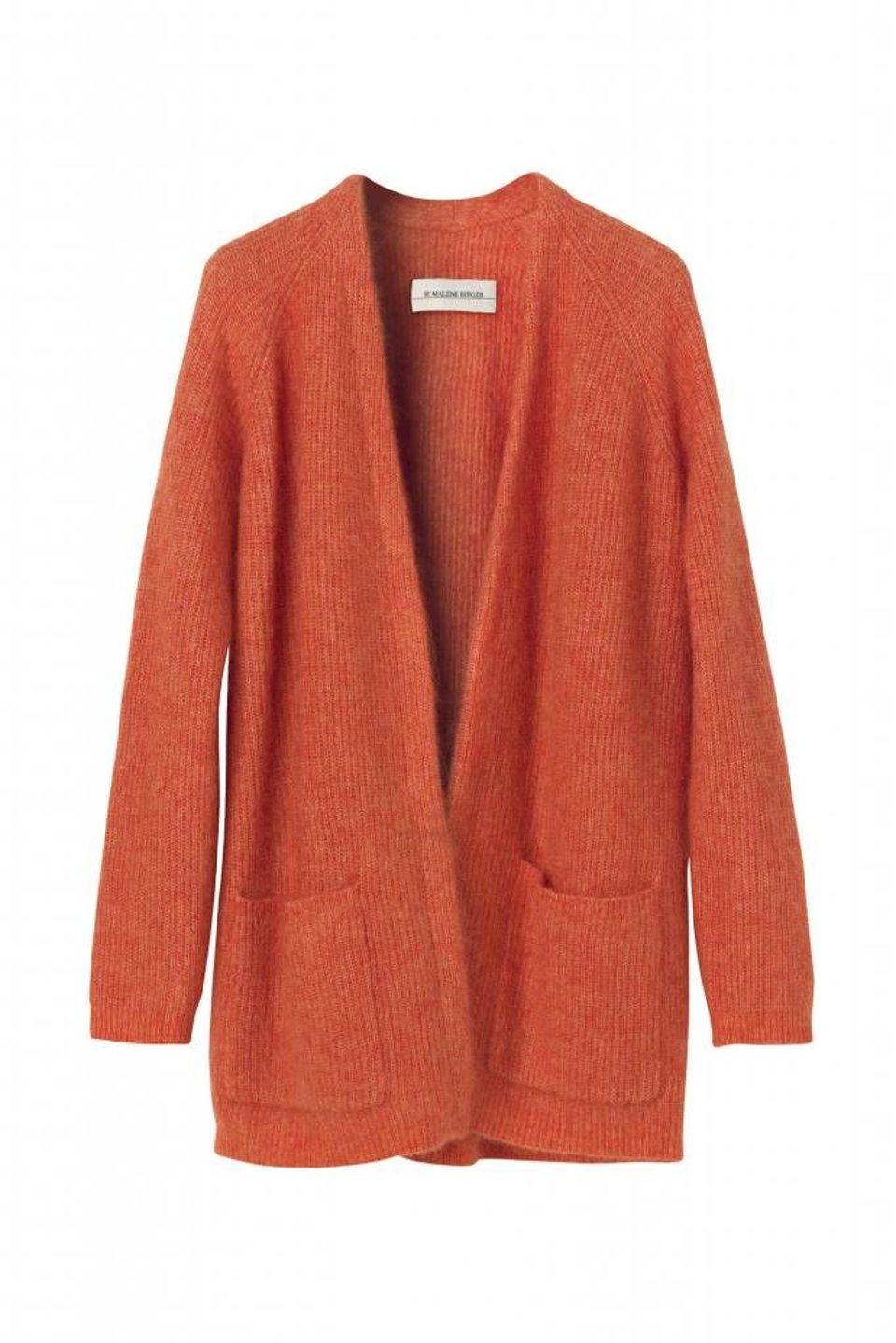 Belinta Cardigan - Orange