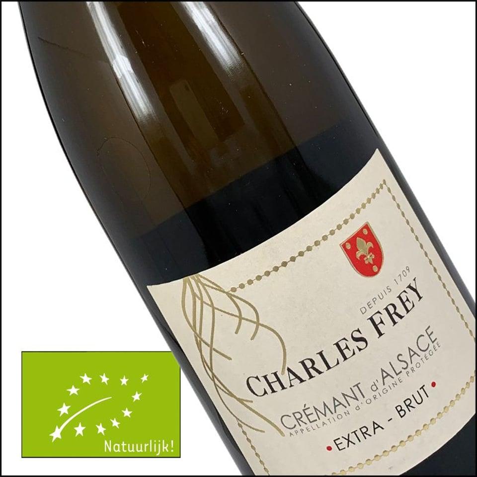 Charles Frey, Crémant d'Alsace, Frankrijk (BIO) #1