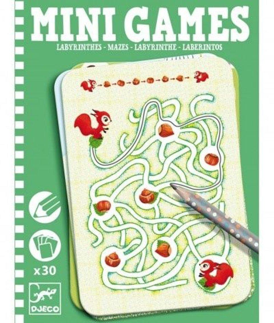Mini Game Labyrint