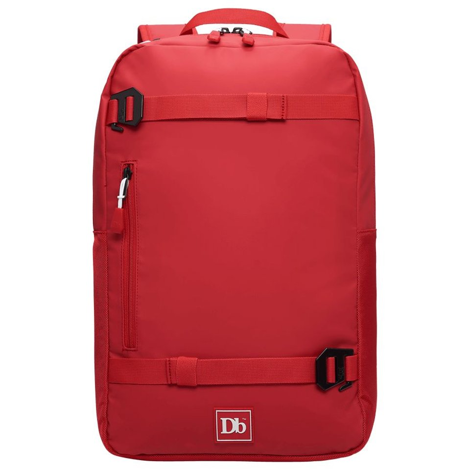 Douchebags Douchebags The Scholar Backpack Scarlet Red #2