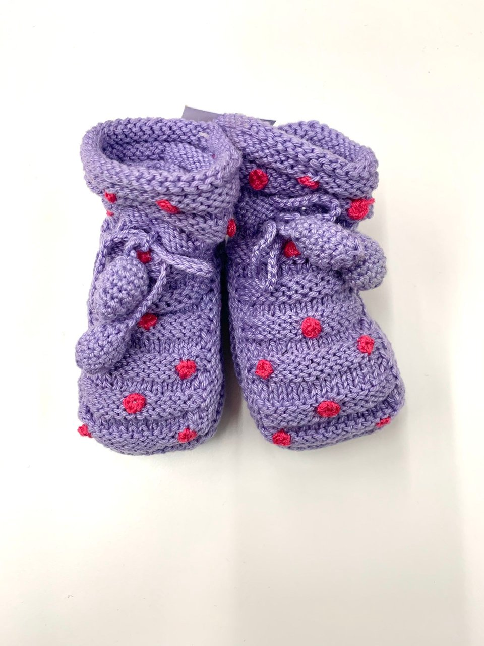 Little Dotted Booties #13