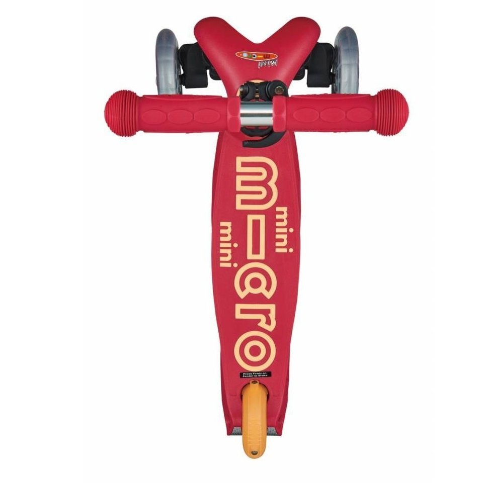 Micro Step Mini Deluxe Combi (met peuterzitje) #3