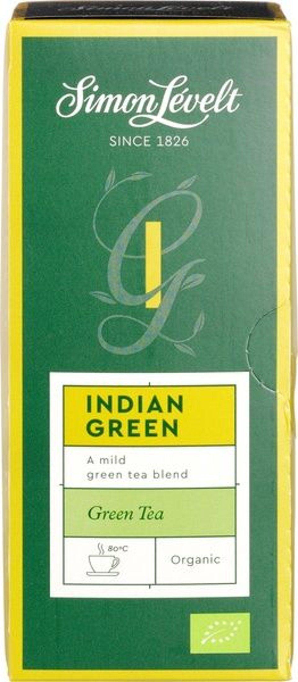 Indian green builtjes