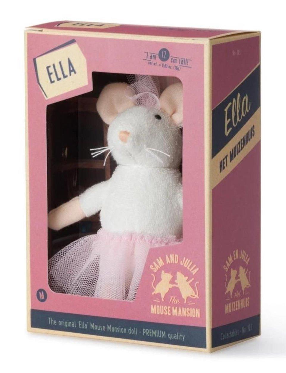 Knuffeltje Ella