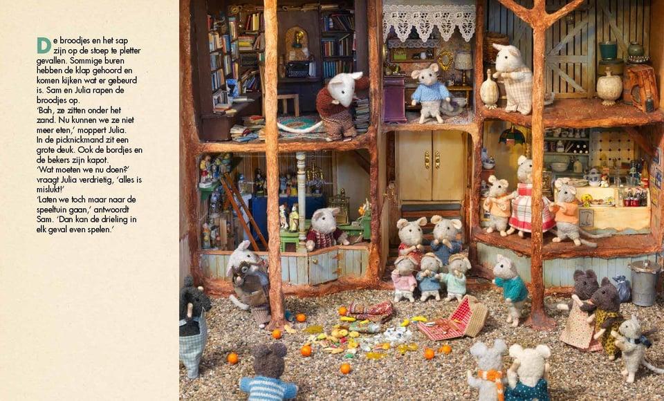 Het Muizenhuis - De Picknick #3